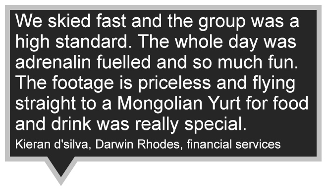 adrenalin feulled high standard