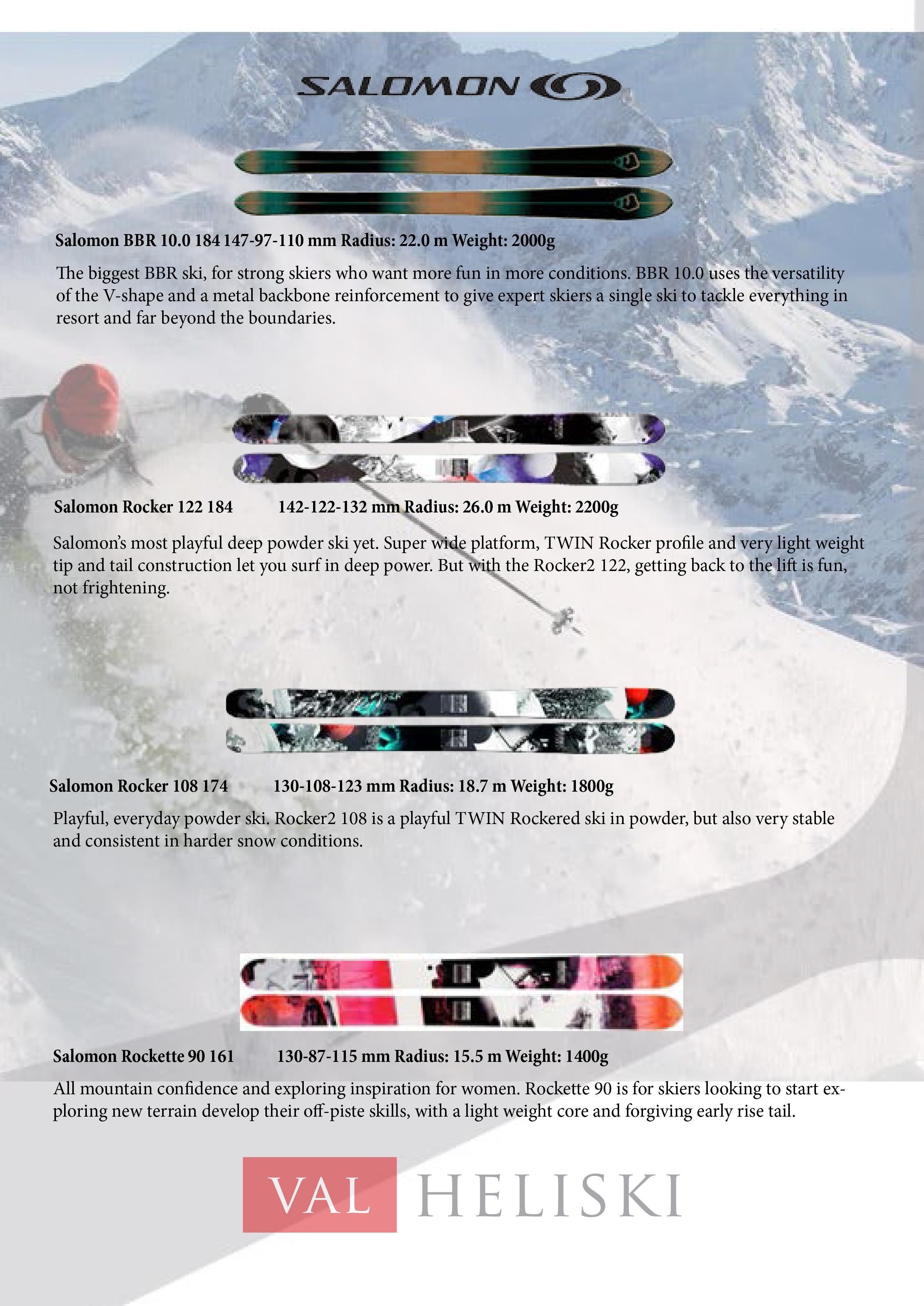 Ski Selection-2