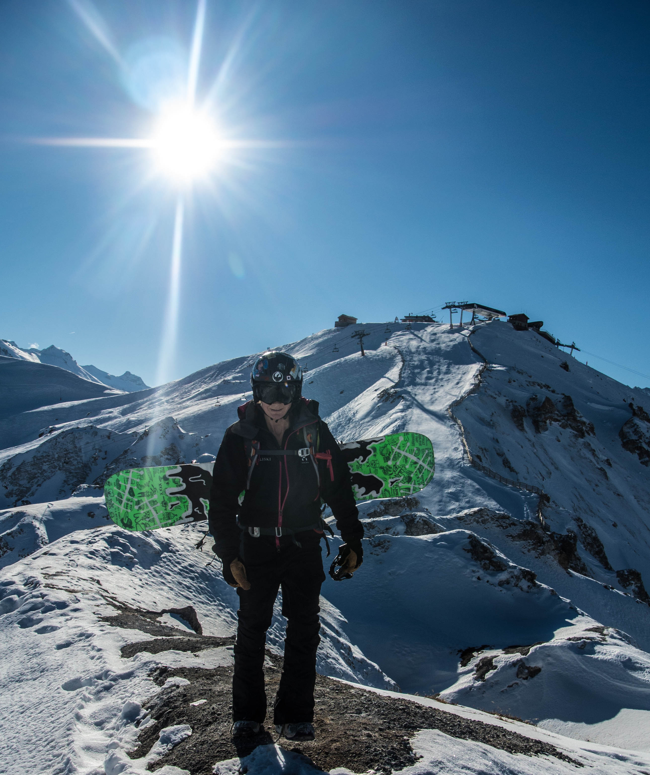 Backcountry Report 1