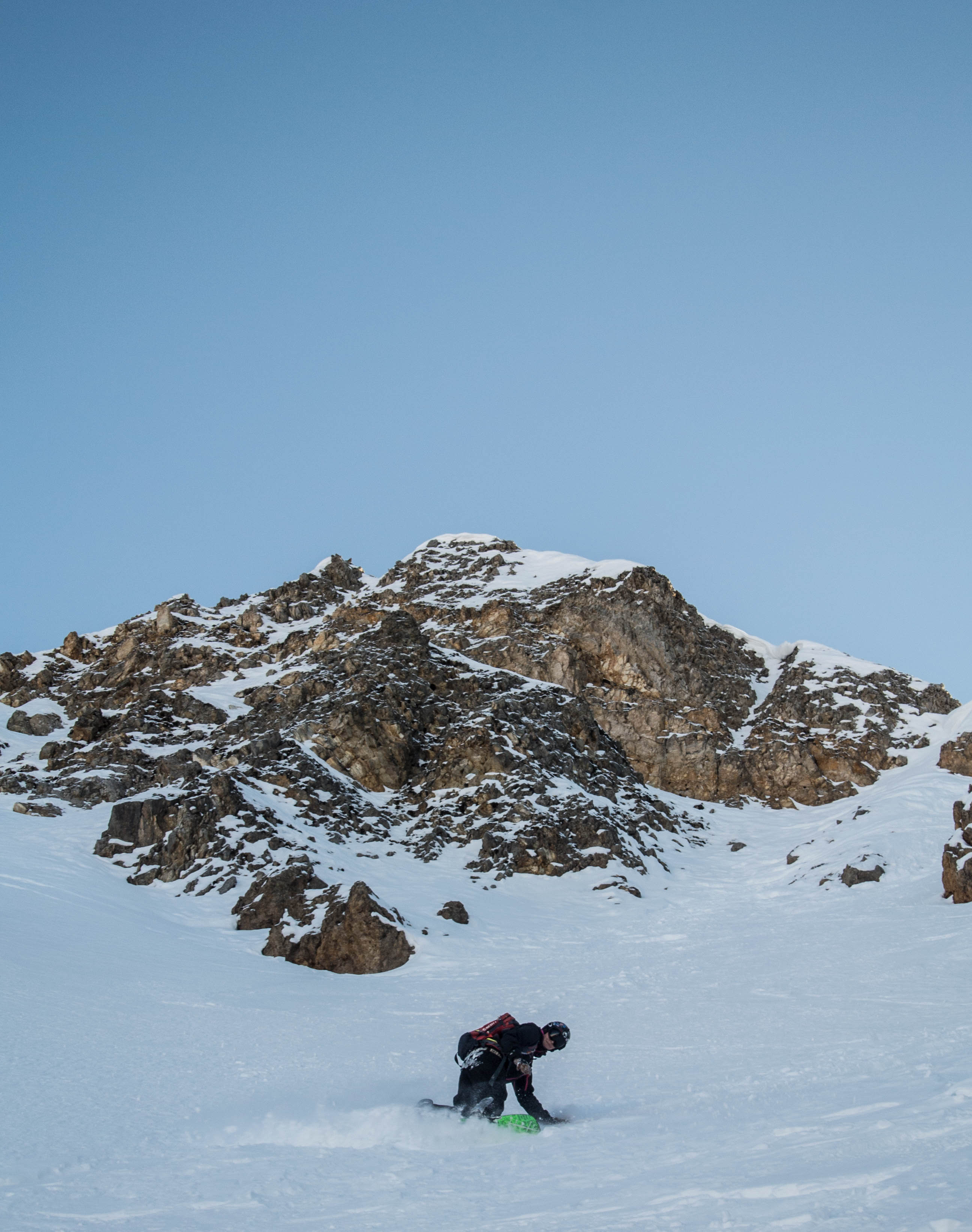 Backcountry Report 3