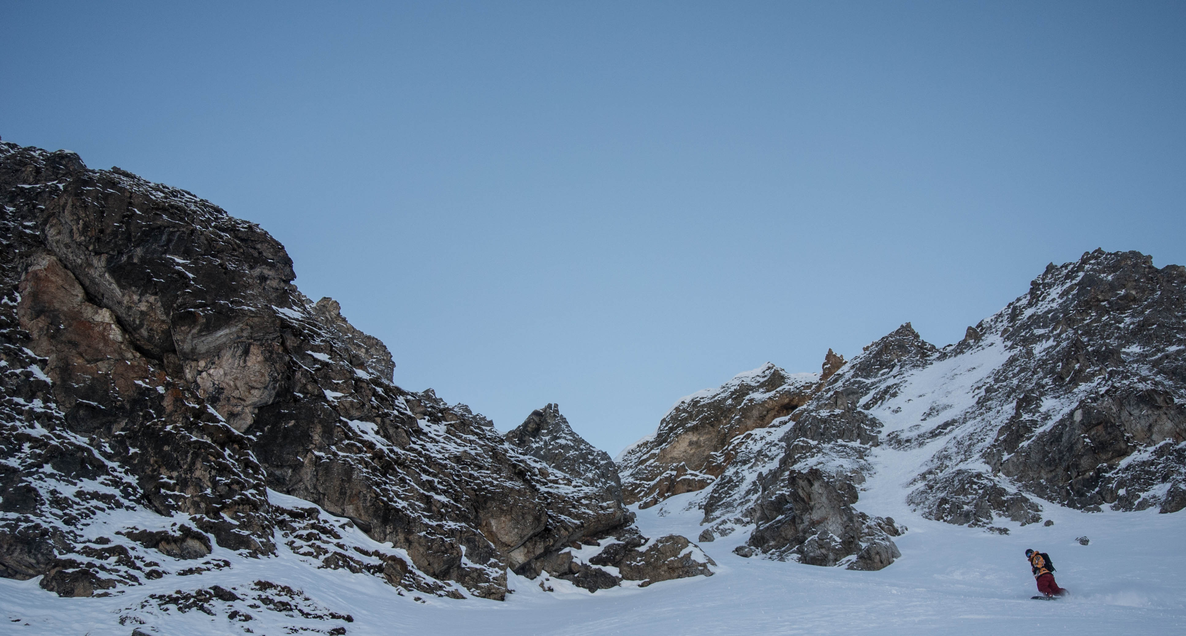 Backcountry Report 4