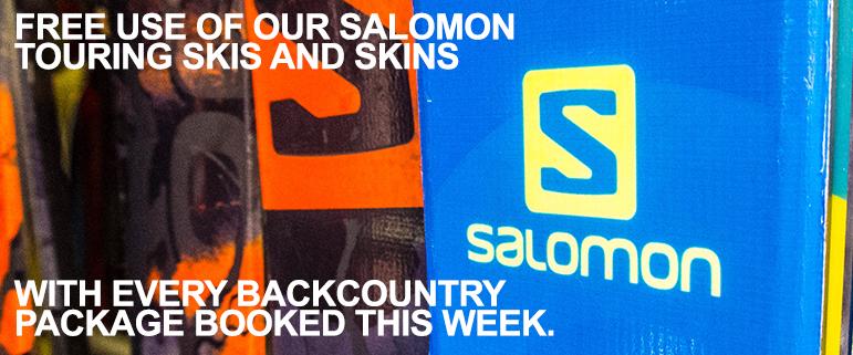 Salomon discount
