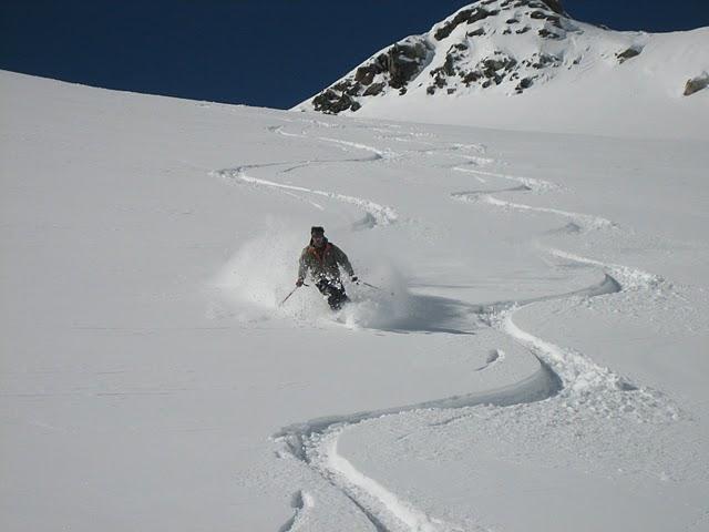 Novice Multi Day Ski Tour / Split board