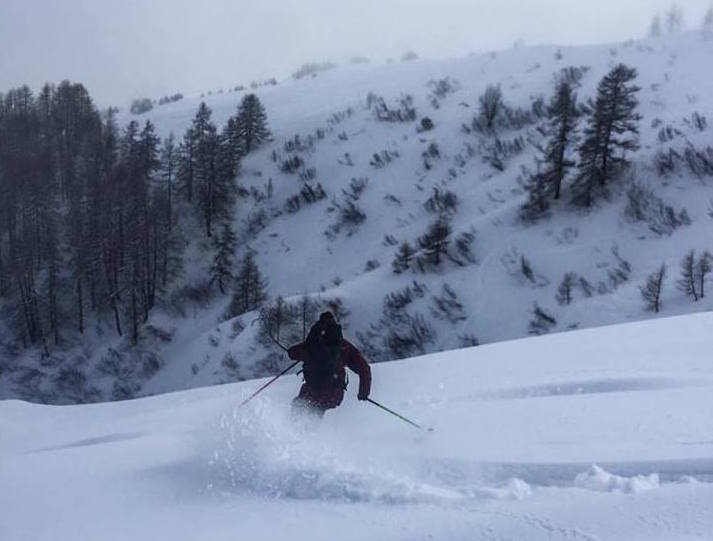 Experienced Multi Day Ski Tour / Split board