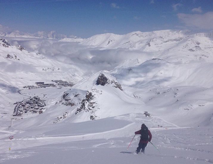 Multi Day Novice Off Piste Guiding / Instruction
