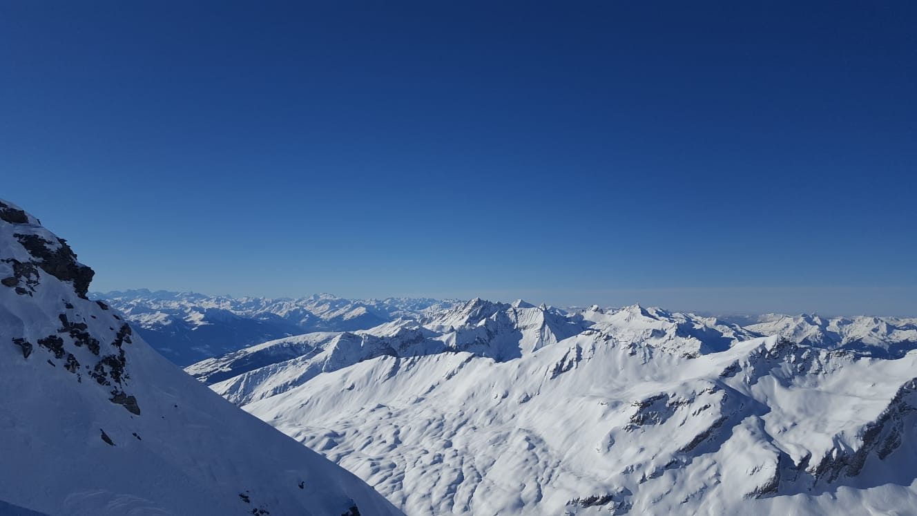 Experienced 1 Day Ski Tour / Split board