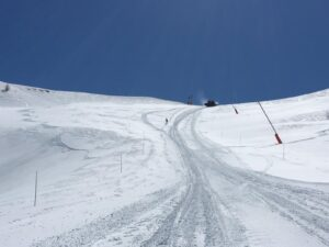 My First Experience Ski Touring 4