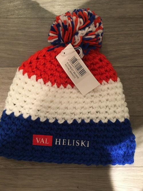 Val Heliski Woolen Bobble Hat