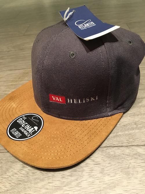 Val Heliski Brown Cap 2