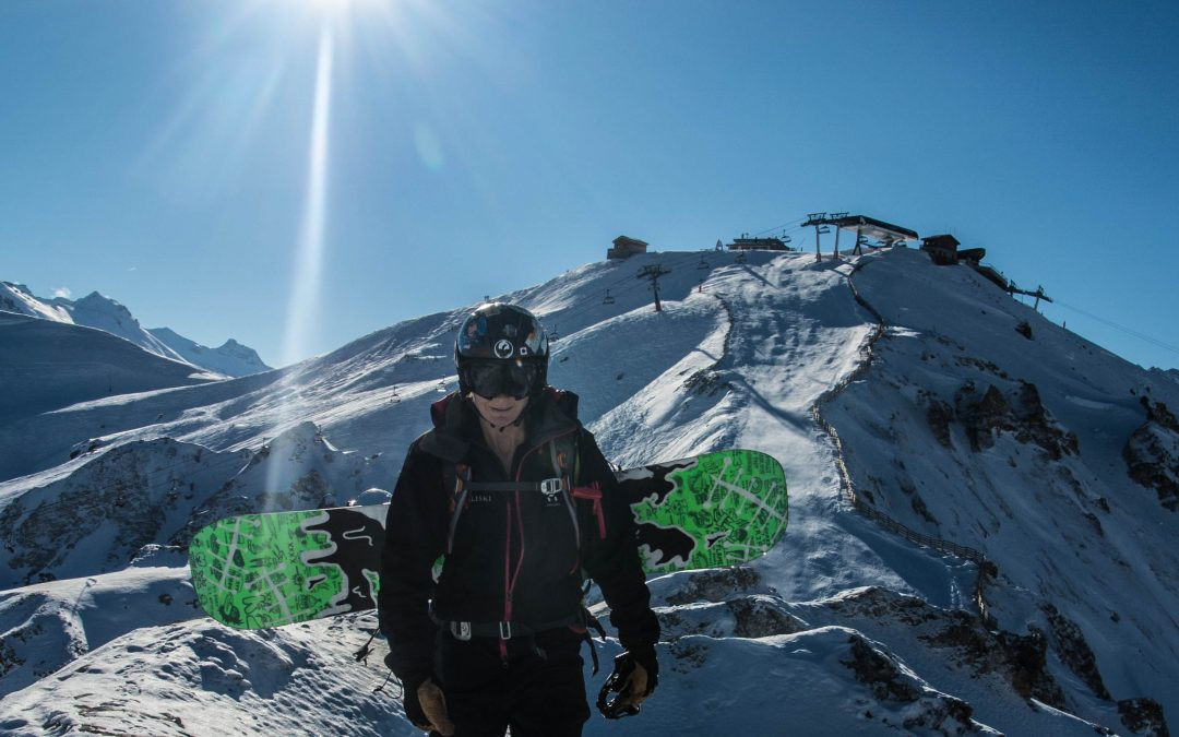 Espace Killy Backcountry Report 9th December 2015