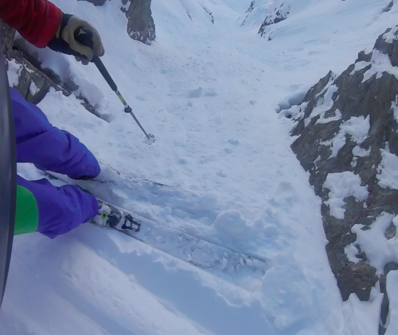 Espace Killy Backcountry Report 13th December 2015