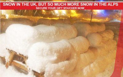 Val Heliski Newsletter Christmas and snow! 11-12-17
