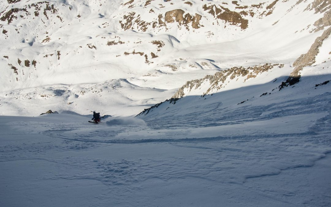 Espace Killy Backcountry Report 27th December 2015