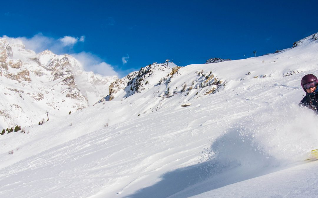 Espace Killy Backcountry Report  15th February