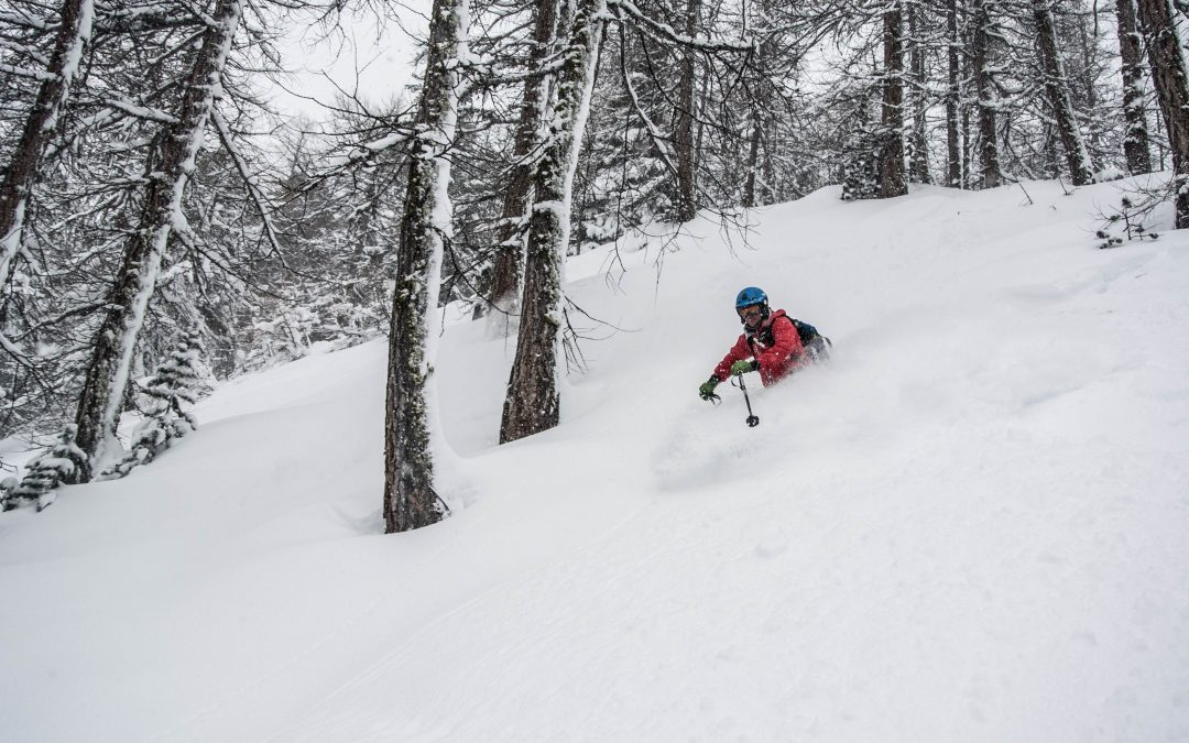 Tignes and Val D'isere Backcountry Report 02/03/17