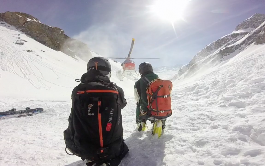 Espace Killy Backcountry Report 28/03/16