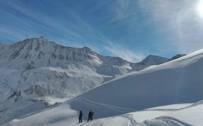 Heliski in France and Italy during the COVID Pandemic