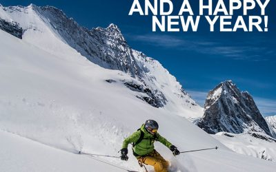 "Val Heliski Newsletter: ""Christmas and New Years"" 25-12-17"
