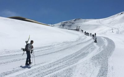 My First Experience Ski Touring – Part 1 – Clueless but excited