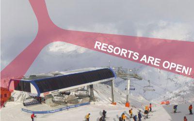 """Val Heliski newsletter """"Resort Opening""""27-11-17"""