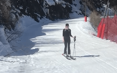 My First Experience Ski Touring – Part 2 – Slightly more prepared