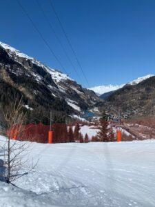 ski tour tignes les brevieres summer road